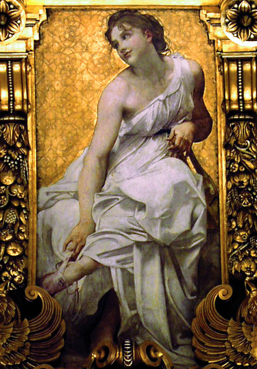 Fine Art Painting Muses