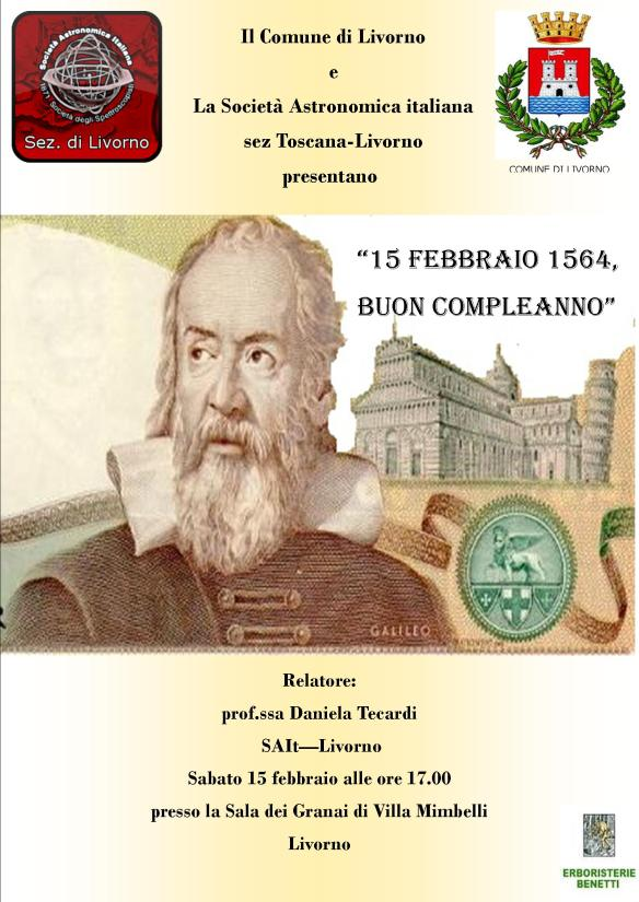 galileo compleanno